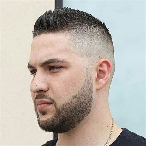 short spiked fohawk mens the 40 hottest faux hawk haircuts for men