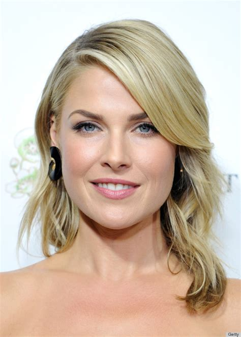 Ali Larter Makes Faces by Gaga S Wigs Bullock S Highlights More In