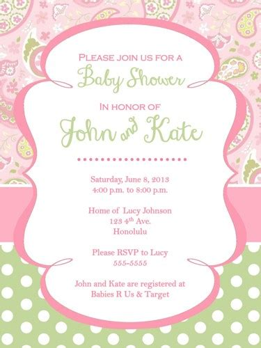 digital baby shower invitations theruntime com