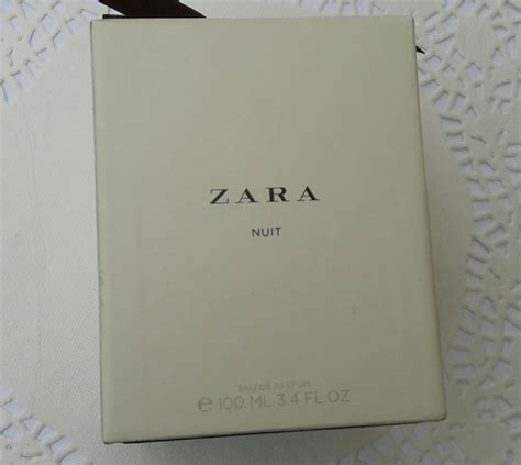 Parfum Zara Eau De Toilette zara nuit eau de parfum review makeupandbeauty