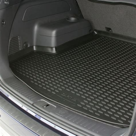 rubber boot on car ford focus 04 11 hatchback boot liner rubber tailored