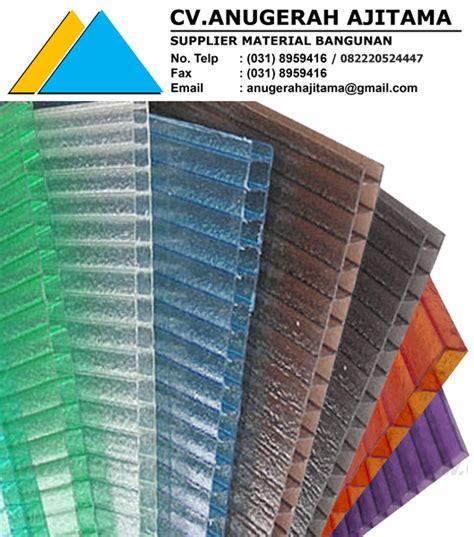 Jual Plastik Uv Manado supplier bahan bangunan jual bahan bangunan jual atap