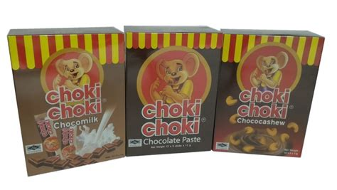 Choki Choki Chococashew food beverage page 2 poh wah trading company supplier of all types of grocery in malaysia