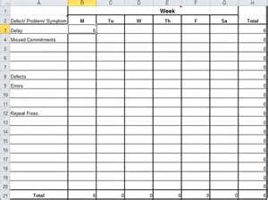 quality check sheet template use a checksheet to collect data