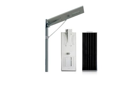 all in one solar light all in one integrated 60w solar light topray