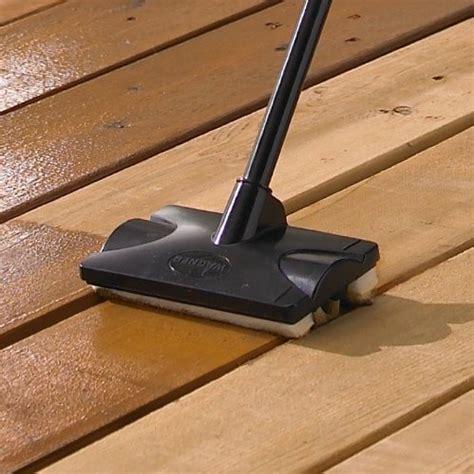 wagner  deckjet deck stain applicator paint