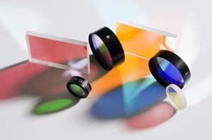 ii vi photop introduces filters for fluorescence and raman