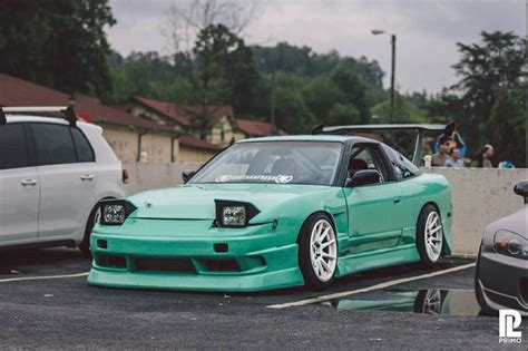 Totally In Like With This Car Nissan 240sx S13 Drift