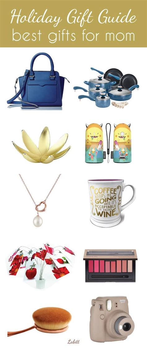 top 10 holiday gift ideas for mom metropolitan girls