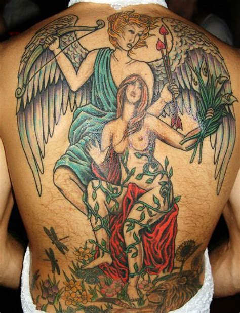 archangel gabriel tattoo designs 1000 ideas about designs on