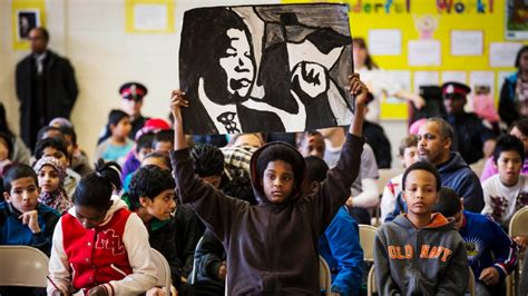 nelson mandela biography middle school inner city toronto school named after mandela holds