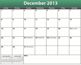 december 2013 calendar template december 2015 calendar festive calendar template 2016