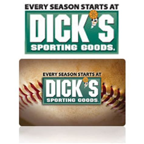 Dick S Sporting Goods Gift Card - buy dick s sporting goods gift cards gift cards at giftcertificates com