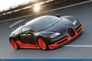 Bugatty Veyron Ausmotive 187 Bugatti Veyron Sport Sets New