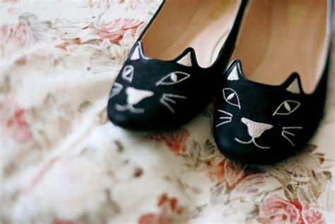 Cats Flatshoes shoes cats cats cat shoes ballet shoes flats wheretoget