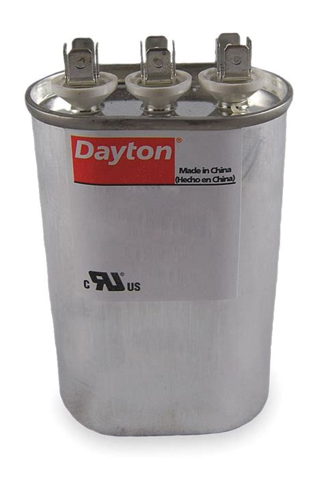 how to read dual capacitor dayton dual motor run capacitor 6fln9