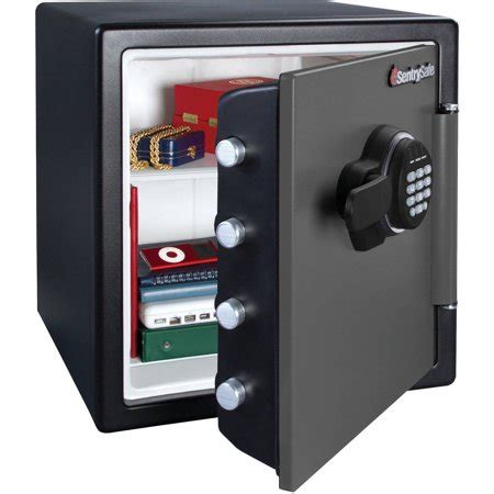 sentrysafe sfw123es digital fire/water security safe, 1.23