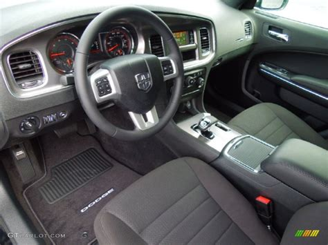 2013 Charger Interior by Black Interior 2013 Dodge Charger Se Photo 70402161