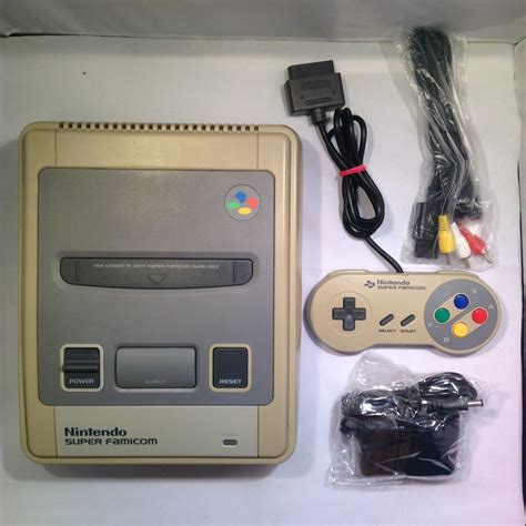 famicom console nintendo famicom snes console with switchless