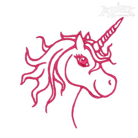 embroidery design unicorn unicorn embroidery design
