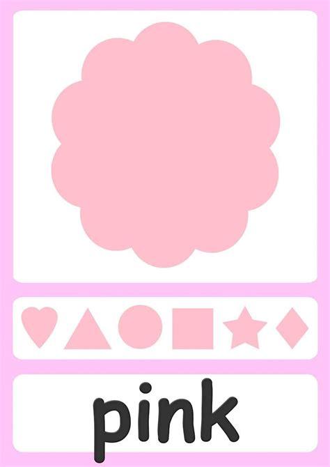 color flash cards free color flashcards for kindergarten preschool learn