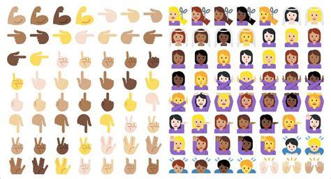 emoji negara makin banyak ekspresi kini twitter punya emoji jari