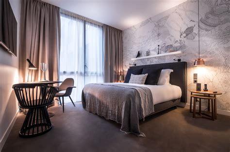 d馗or de chambre chambre luxe centre de rennes chambre deluxe h 244 tel