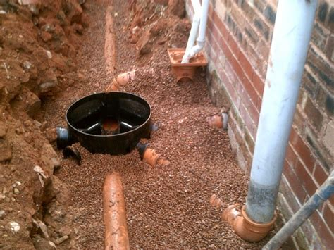Commercial And Domestic Drainage In Pershore A G Redman