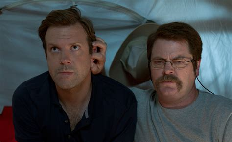 We Re The Millers Also Search For Nick Offerman On We Re The Millers Puking Snot And The Changes On Parks