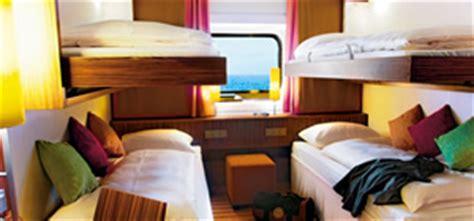 aida meerblickkabine 4 personen aidasol kabinenbilder und kabinen ausstattung