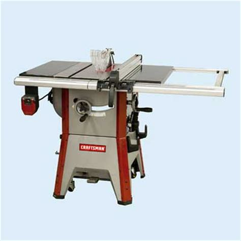 hybrid table saws hybrid craftsman 21833 tool test table saws this house