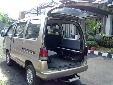 Rak Mobil Xenia dijual mobil daihatsu zebra espass 1 3 tahun 2005 harga murah bagus dan mulus di jakarta selatan