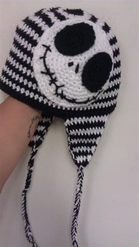 knitting pattern jack skellington inspired by the nightmare before christmas jack added