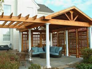 covered deck how to cover your deck patio or porch for any price by