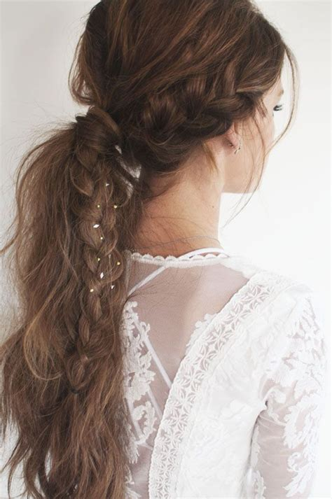 10 lovely ponytail hair ideas for hair easy doing ponytail hairstyles trendy hairstyle ideas 10