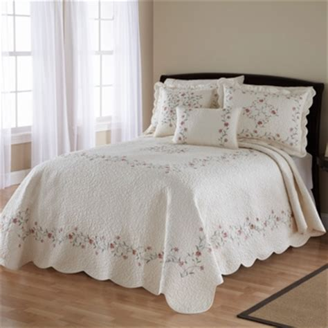 Cotton Bedspreads Size Cotton Bedspread By Nostalgia Home