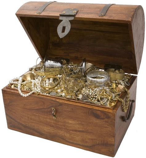 treasure chest parsha in 60 seconds