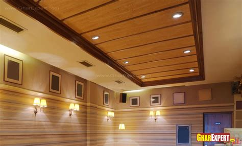 Exterior Wood Ceiling Planks by Wood Ceiling Planks Design Homesfeed