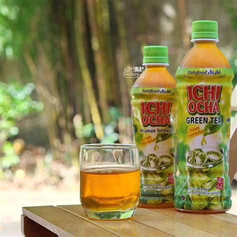 Teh Ichi new post freshness japanese green tea from ichi ocha
