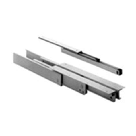 Fulterer Pantry Slides by Fulterer Fr777 28 Incl Top Guide 28in 450lb Undermount