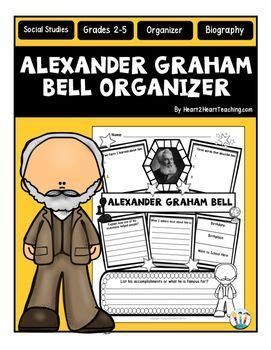 primary facts alexander graham bell 17 best images about history organizers on pinterest