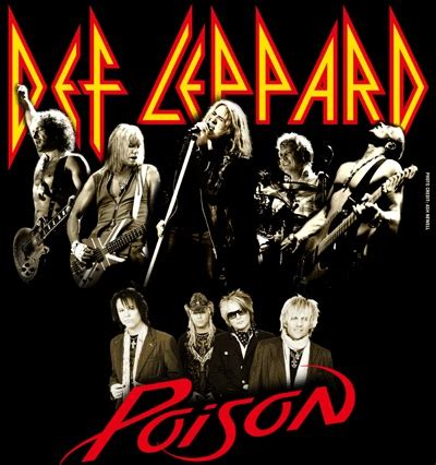 New Def Leppard Poison def leppard drummer releases message confirming