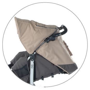 Eio Push Chair by Eio Push Chair Replacement Canopy Available By Special
