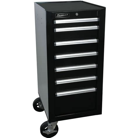 homak h2pro 18in 7 drawer side cabinet tool chests