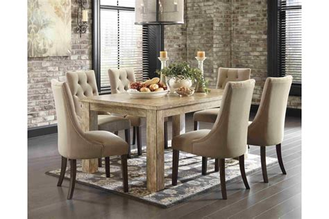Formal dining room sets ashley