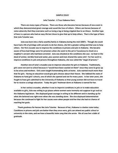 We Write Essays For You by Heroes Essay Contest Ceremony