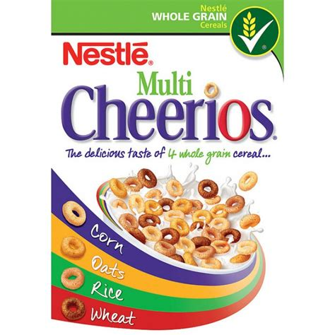 whole grains in cheerios nestle cheerios 5 grains