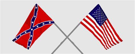 Civil War South Flag Usa civil war crossed flags 1 by jax1776 on deviantart