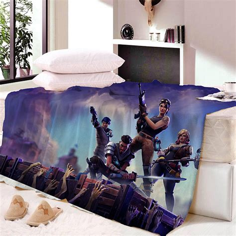 fortnite bedroom fortnite nights throws bedding baby bed home bedroom