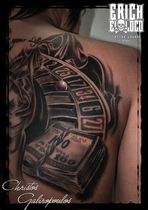 gambling tattoos casino roulett linz permanent guest artist